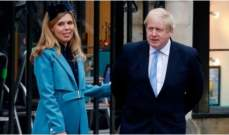 خطيبة رئيس الوزراء البريطاني الحامل تصاب أيضاً بفيروس كورونا