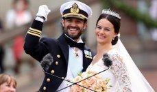 صوفيا دوقة فارملاند..هكذا تحولت من نادلة وعارضة أزياء إلى زوجة الأمير السويدي كارل فيليب وفضيحة سبقت زواجهما
