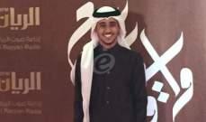 خاص بالصور - وصول الفنان السعودي عايض الى مهرجان سوق واقف