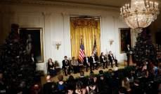 جيمس تايلور وآل باتشينو ومافيس ستابلز والـ إيغلز يكرمون في البيت الأبيض