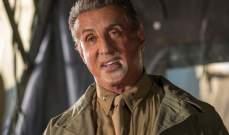 """سيلفستر ستالون ينتهي من تصوير فيلم """"Rambo 5"""""""