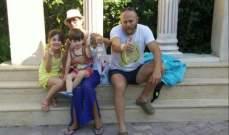 """خاص """"الفن""""- كارين سلامة وعائلتها في تركيا بالصور..فهل تستقر هناك؟"""