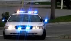 ضابط ومفتشة يمارسان الجنس داخل سيارة الشرطة.. بالصور