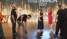 خاص بالصور- التحضيرات النهائية لحفل ملكة جمال لبنان وأعضاء لجنة التحكيم يستعدون
