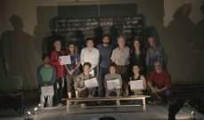 """""""المتعطشين"""" أول مسرحية مكسيكية تعرض في لبنان"""