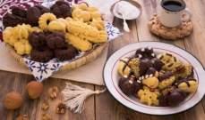 طرق بسيطة وسريعة لتحضير البتي فور اللذيذ بالشوكولاته وبالسمن