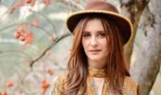 كنزة مرسلي في تركيا لتصوير أغنيتها الجديدة