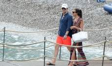 إيرينا شايك مثيرة في حوض السباحة مع برادلي كوبر..بالصورة