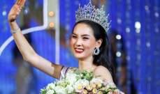 """تايلاندية ملكة جمال العالم عن """"المتحوّلين جنسياً"""""""