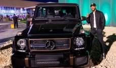 """خاص- """"الفن"""" يكشف سر سيارة محمد رمضان في """"موسم الرياض"""""""