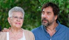 وفاة حماة بينيلوبي كروز الممثلة بيلار بارديم