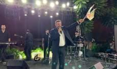 ربيع الأسمر يحتفل بعيد الجيش في راشيا واليرزة..بالصور