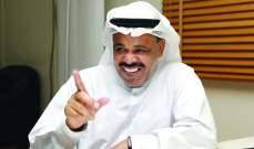 """إصابة عبد الله بو عابد  بـ""""جلطة"""" ونقله إلى المستشفى"""