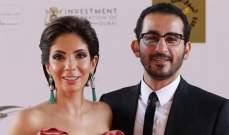 بعد صورة زوجته منى زكي مكبلة..أحمد حلمي يتوعّد الفاعل