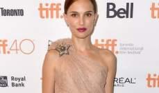 """مهرجان تورونتو يشهد العرض الأول لفيلم """"المخرجة"""" ناتالي بورتمان"""