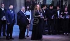 باسكال مشعلاني وليلى غفران تكرمان عن مجمل أعمالهما في مهرجان الأغنية المصورة
