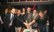النجم العراقي ستار سعد يحتفل بعيد ميلاده ويعد جمهوره باغنيات جميلة