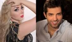 ماذا بين محمد باش وملكة جمال العرب نادين فهد