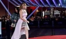 إيناس الدغيدي تفشل في إختيار إطلالتها في مهرجان مراكش