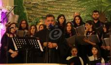 في ذكرى سيامته كاهناً..الأب مروان غانم و