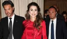 ما الذي يجمع بين الملكة رانيا وبيلا حديد؟