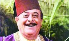"""نصري شمس الدين عشق المسرح حتى الموت.. وبقي """"فخر الدين"""" الأسطورة"""