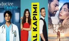 """فلاش باك-""""إبنة السفير"""" و""""أنت أطرق بابي"""" و""""الطبيب المعجزة"""" في الصدارة وهذه قصة المسلسلات التركية الأكثر نجاحاً في 2020"""