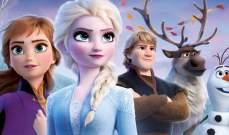 Frozen 2 يحقق 900 مليون دولار