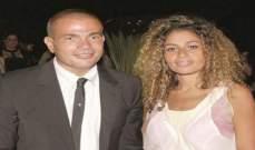 التعليق الأول لزوجة عمرو دياب على حياته العاطفية