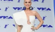 الفستان الأبيض على طريقة كايتي بيري