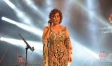 خاص بالصور- أصالة تخطف الأنظار بحفلها في مصر وتقدم أجمل الأغنيات