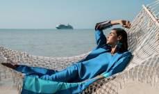 عرض أزياء لأول مرة بالسعودية في مكان مفتوح على شاطئ البحر الأحمر- بالصور