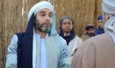 """أحمد عبد العزيز يواصل تصوير مشاهده في """"قضاة عظماء"""""""