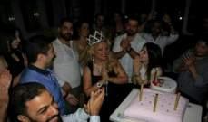 سمر عبد العزيز تحتفل بعيد ميلادها.. بالصور
