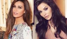 """نادين الراسي غاضبة لإنتزاع طفلة من حضن أمها ونادين نسيب نجيم :""""بكتني""""- بالفيديو"""