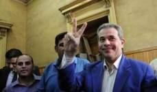 إخلاء سبيل توفيق عكاشة بعد القبض عليه بتهمة خطف ابنه