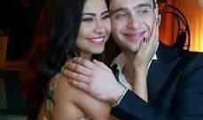 صور جديدة من حفل زفاف شيرين عبد الوهاب وحسام حبيب