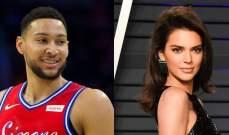 هل إنفصلت كيندال جينر عن حبيبها لاعب الـ NBA؟