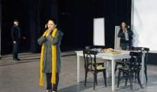 """""""زيتون"""" مسرحية جديدة لـ مأمون الخطيب.. بالصور"""