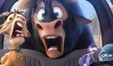 نجوم عالميون يجسدون بأصواتهم شخصيات فيلم Ferdinand