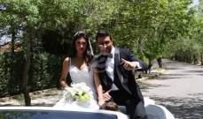 هكذا يستعد مارك عبد النور وتمار أفاكيان لحفل زفافهما..بالصور
