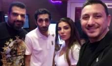 """""""أصحاب الهمم"""" يجمع دينا حايك مع وليد الجاسم والراقصة دينا.. بالصور"""
