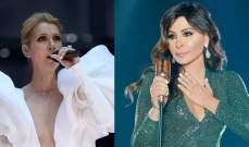 بين لبنان وكندا.. ما الذي يجمع بين إليسا وسيلين ديون؟
