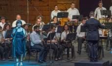 أميمة الخليل من بيت الدين: هذا هو مكاني..وغسان مخيبر: الموسيقى الراقية ليست حكراً على أحد