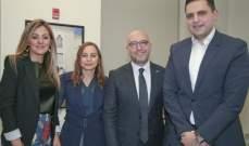 زافين والتلفزيون اللبناني في جولة عالمية!
