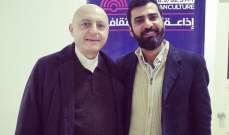 الأب شارل صوايا: لا مجال للمقارنة بيني وبين فضل شاكر