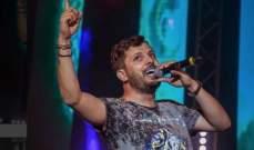 حاتم عمور يحصد جائزة أفضل عمل مغربي- بالصور