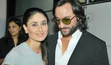 كارينا كابور وزوجها سيف علي خان يستجمان في هذا البلد-بالفيديو