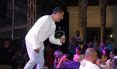 أمير يزبك يعد بمفاجأة كبيرة في مهرجان كنيسة النبي إيليا الغيور في شكا