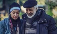 """نادين خوري لـ أيمن زيدان :""""أيها الممثل الملك والمخرج الملك"""""""